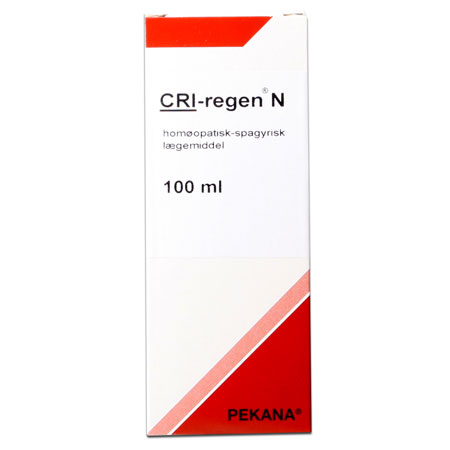 Image of Cri regen 100ml fra Pekana