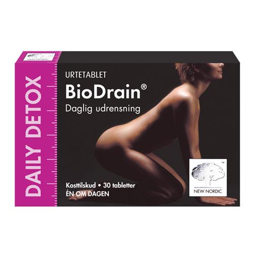 Biodrain Daily Detox 30tab