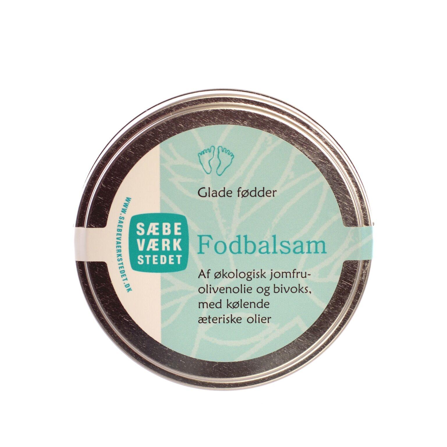 Image of   Fodbalsam 75gr sæbeværkstedet