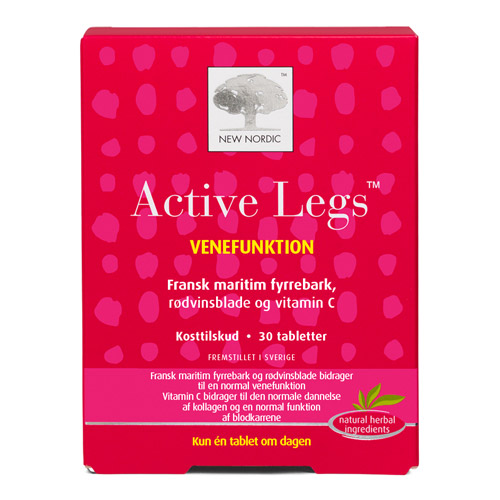 Image of   Active Legs New Nordic Healthcare (30 stk.)