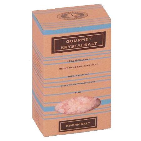 Naturligt Vital himalaya salt fra Helse Helse