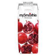 Image of Granatæble smoothie 250ml fra mySmoothie
