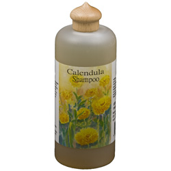 Image of   Calendula hårshampoo 500ml fra Rømer