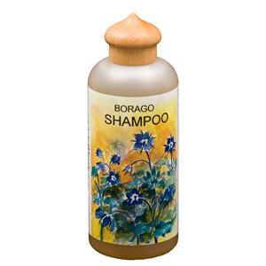 Image of   Borago hårshampoo 500ml fra Rømer