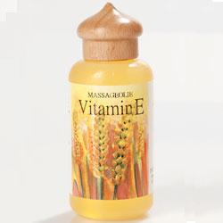 Image of   E-vitamin massageolie 100 ml fra Rømer