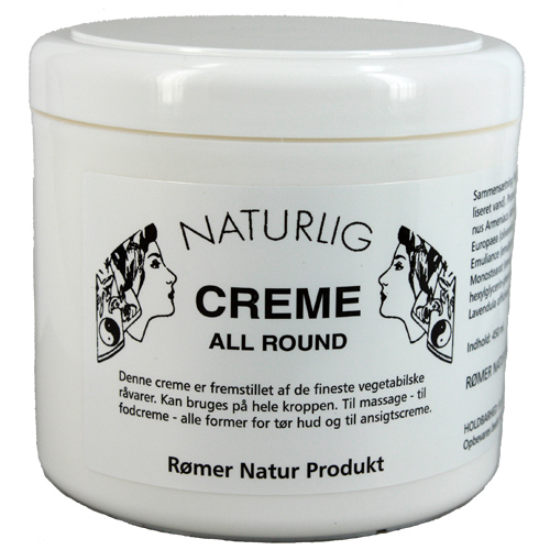 Image of   All round oliven creme 450gr