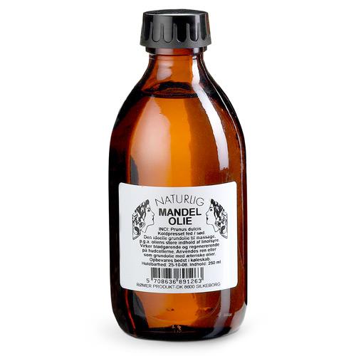 Image of   Mandelolie 250 ml fra Rømer