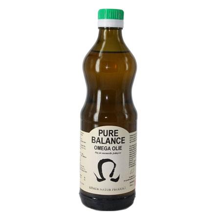 Omega olie Pure balance Økologisk fra Rømer 500 ml