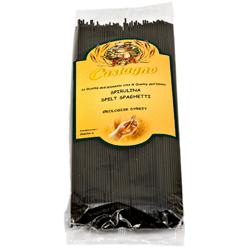 Image of   Spelt Spaghetti Spirulina 500gr