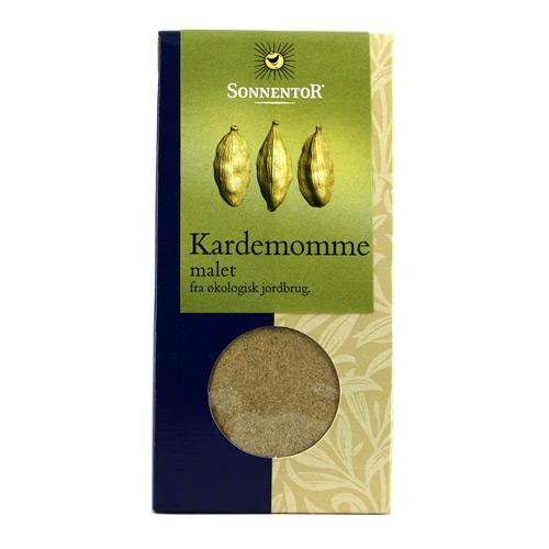 Image of   Kardemomme, malet 35gr Økologisk Sonnentor