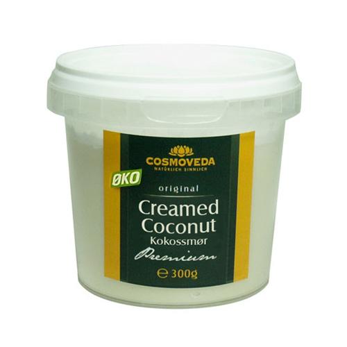Kokos creamed Økologisk 300 gr