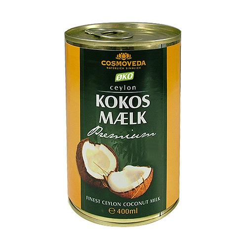 Kokos mælk Økologisk 400 ml