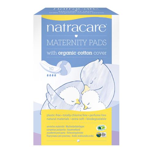 Image of Natracare New mother efterfødselsbind 10 stk