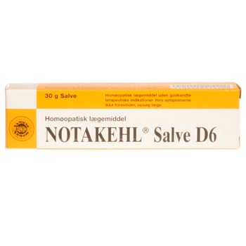Image of   Notakehl salve 30 gr
