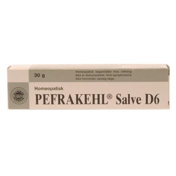 Pefrakehl salve 30 gr