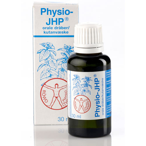 JHP olie 950 mg/gr 30ml fra Sports Pharma ApS