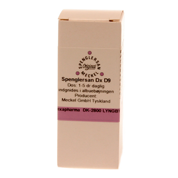 Spenglersan DX 10 ml