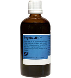 JHP olie 950 mg/gr 10ml fra Sports Pharma ApS