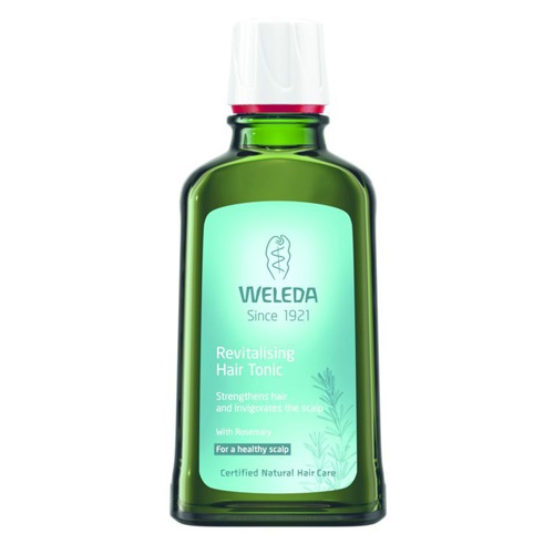 Revitalizing hair tonic 100ml Weleda