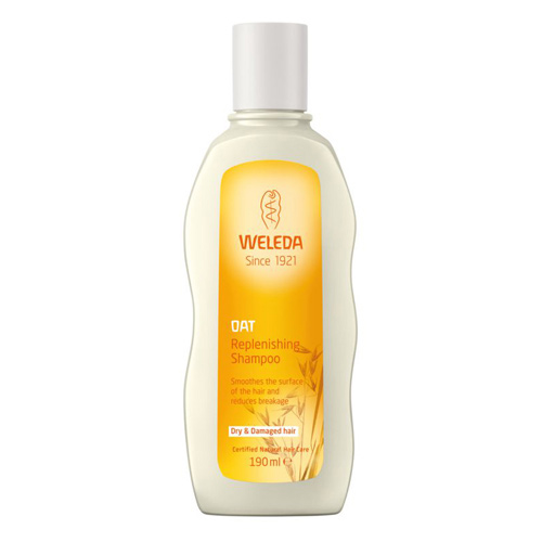 Oat replenishing shampoo 190ml Weleda