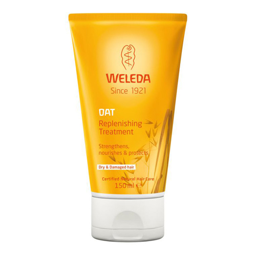 Image of   Oat replenishing treatment 50ml Weleda