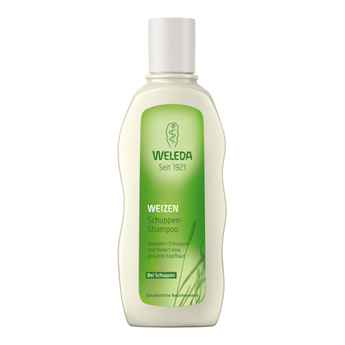 Wheat balancing shampoo 190ml Weleda