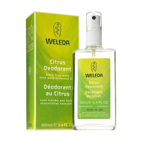 Weleda deodorant - Citrus - 100 ml