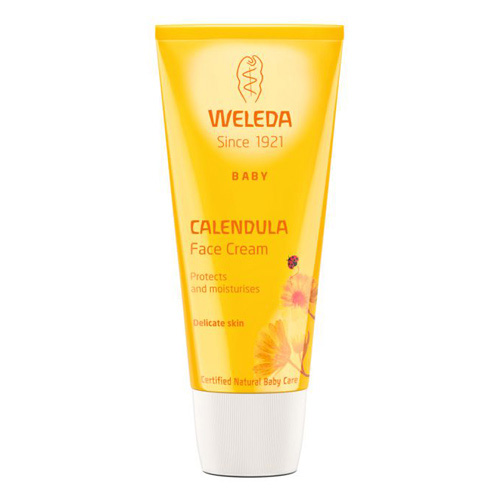 Image of Weleda ansigtscreme til børn - Calendula - 50 ml