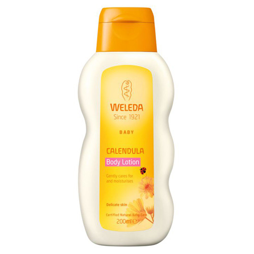Image of Weleda babylotion - Calendula - 200 ml