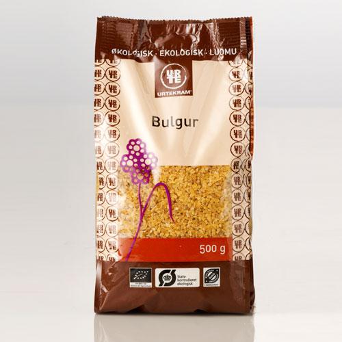 Bulgur økologisk 500 gr fra Urtekram