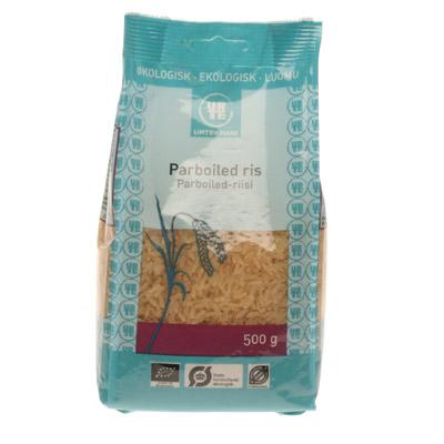 Parboiled ris Økologisk 500gr fra Urtekram