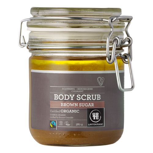 Image of   Brown sugar body scrub økologisk 380ml