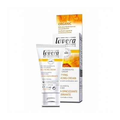 Balancerende Fugtighedscreme Morgenfrue 30ml fra Lavera