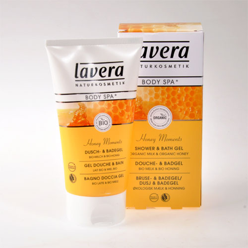 Showergel Honey Moments 150ml Lavera