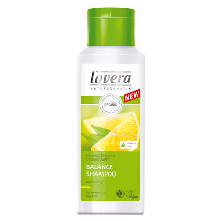 Image of Citronmælk shampoo 200ml Lavera