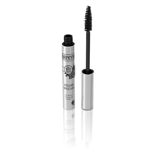 Volume Mascara Trend 6,5ml fra Lavera (Sort 01)