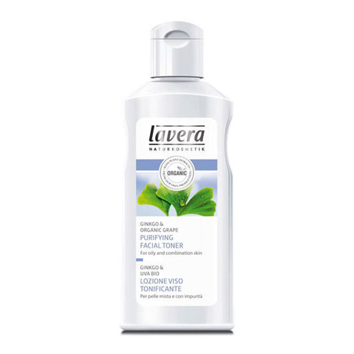 Image of Purifying Facial Tonic 125ml Lavera