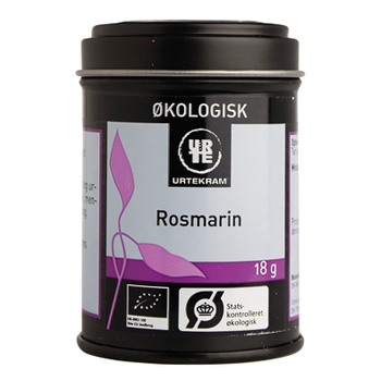 Rosmarin økologisk 18gr fra Urtekram