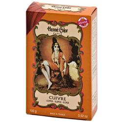 Image of   Henna pulver kobber 100gr