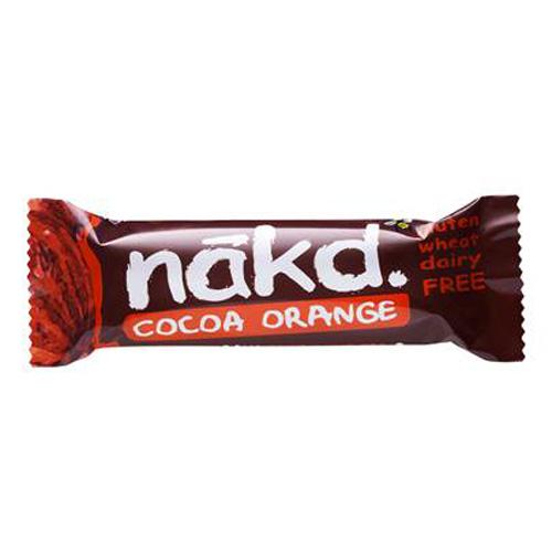 Image of Cocoa orange raw bar 35gr Nakd