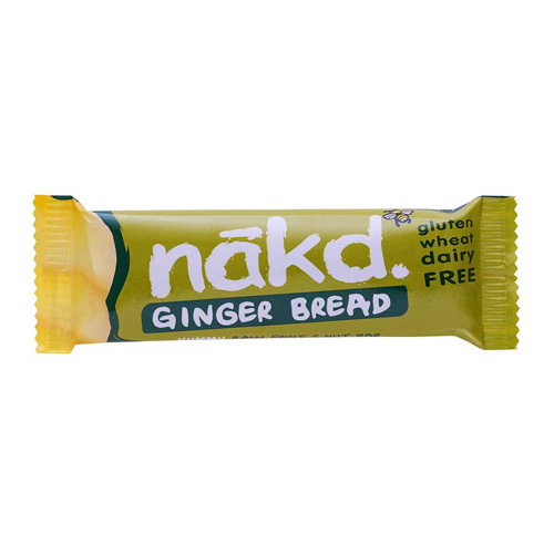 Ginger bread raw bar 35gr Nakd
