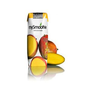 Image of Mango smoothie 250ml fra mySmoothie