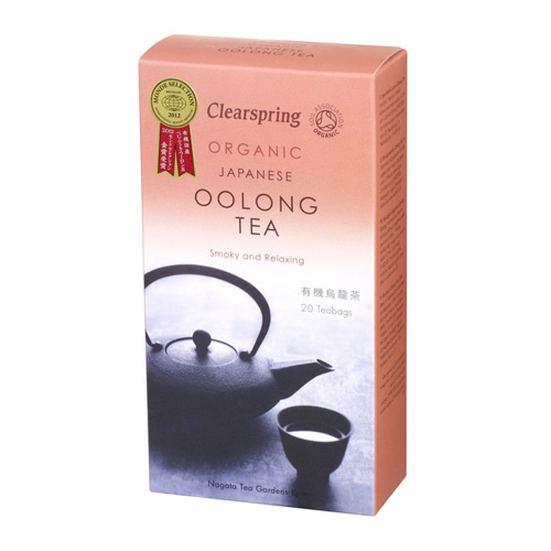 Oolong te 20 breve Clearspring