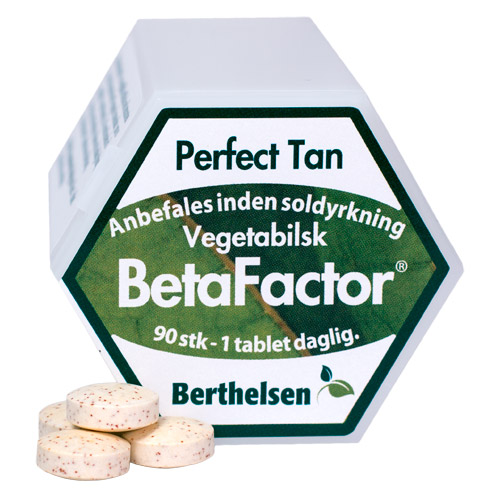 Image of Beta Factor 90tab fra Berthelsen