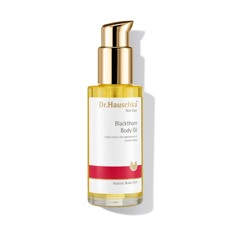 Image of Dr Hauschka - Body oil Blackthorn - 75ml