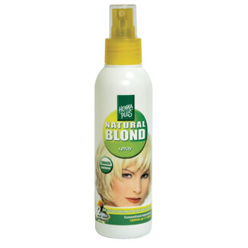 Image of Blondspray camomille 150ml Henna Plus