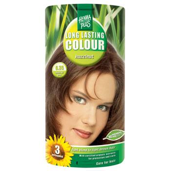 Image of   Hennaplus hårfarve (6.35 hazelnut)