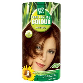 Image of   Hennaplus hårfarve (5.5 mahogany)