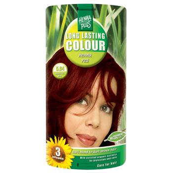 Image of   Hennaplus hårfarve (5.64 henna red)