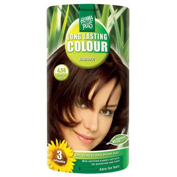 Image of   Hennaplus hårfarve (4.56 auburn)